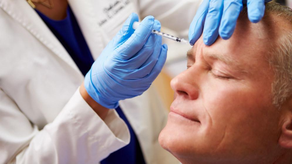 Anti-Wrinkle Treatments for Men